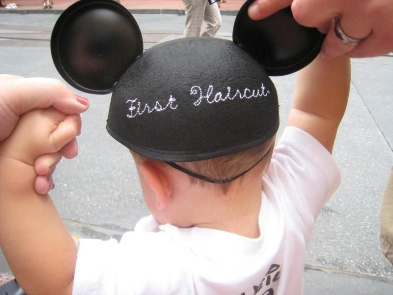 Thumbnail Image of Mickey Mouse Baseball Cap for Toddlers with Sunglasses #  3