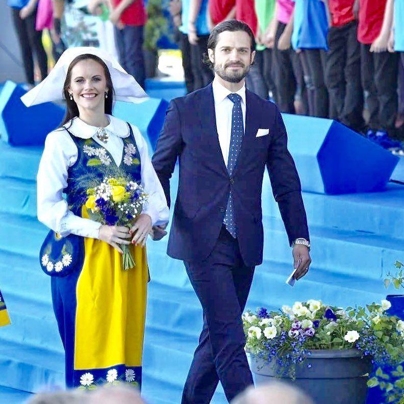 Hochzeit carl philip diadem