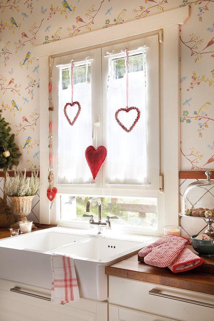 1001 Ideen Fur Bezaubernde Fensterdeko Zu Weihnachten