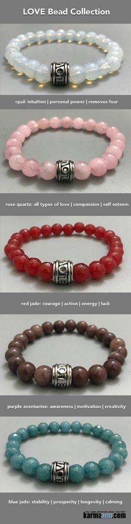 reiki All chakra Chakra gemstone bracelet macrame opal yoga bracelet healing stones
