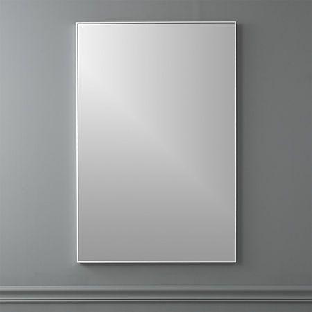Infinity 24 X36 Rectangular Wall Mirror Reviews Lighted Wall Mirror