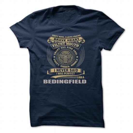 nice BEDINGFIELD, I Cant Keep Calm Im A BEDINGFIELD
