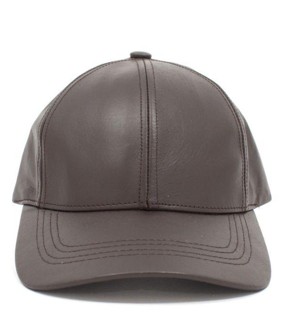 Leather Cap $38