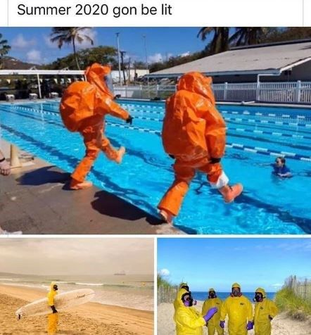 Twenty Contagious Coronavirus Memes Because We're