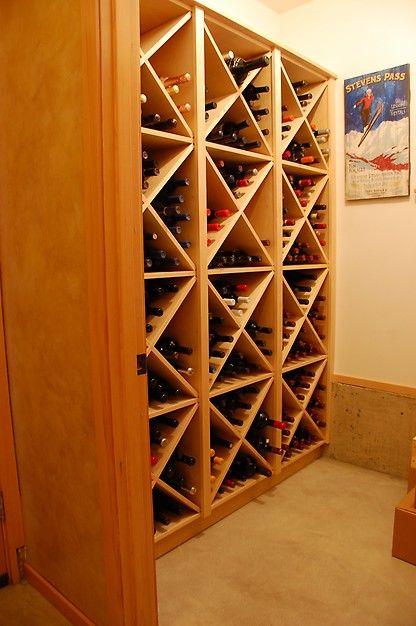 Seattle WA - North Beach wine cellar & Seattle WA - North Beach wine cellar | Wine Storage | Pinterest ...