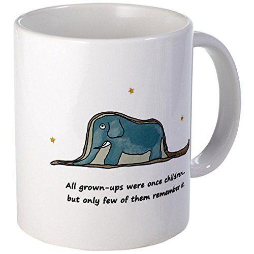 Cafepress Little Prince Elephant Inside A Boa Constrictor Mu Mug S White Cafepress Http Www Amazon Co Uk Dp B00qh8gk4e Mugs Unique Coffee Mugs Coffee Cups