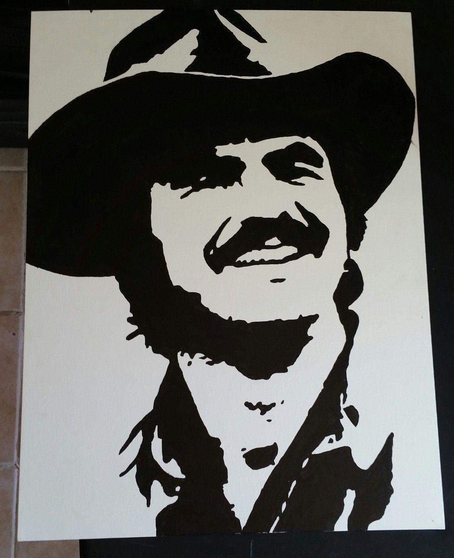 The Bandit Smokey And The Bandit Painting Patterns Bandit
