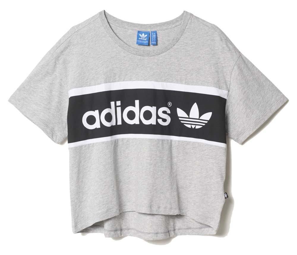 camiseta adidas original blanca