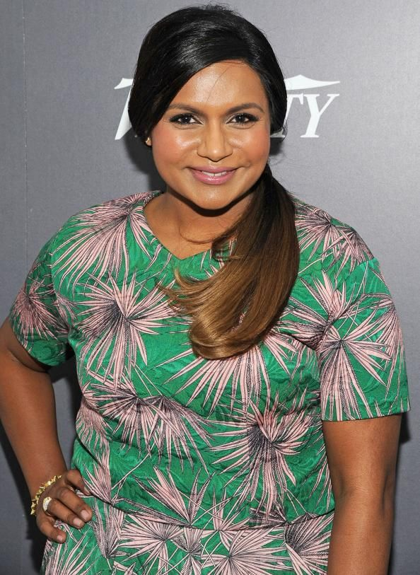 Mindy Kaling Reveals The Cover Of Her New Book Summer Hairstyles Celebrity Style Women