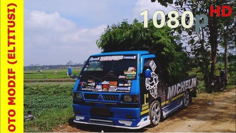 Modifikasi Mobil Pick Up L300 Terbaru Art Modifikasi Modifikasi Mobil Mobil Truk Besar