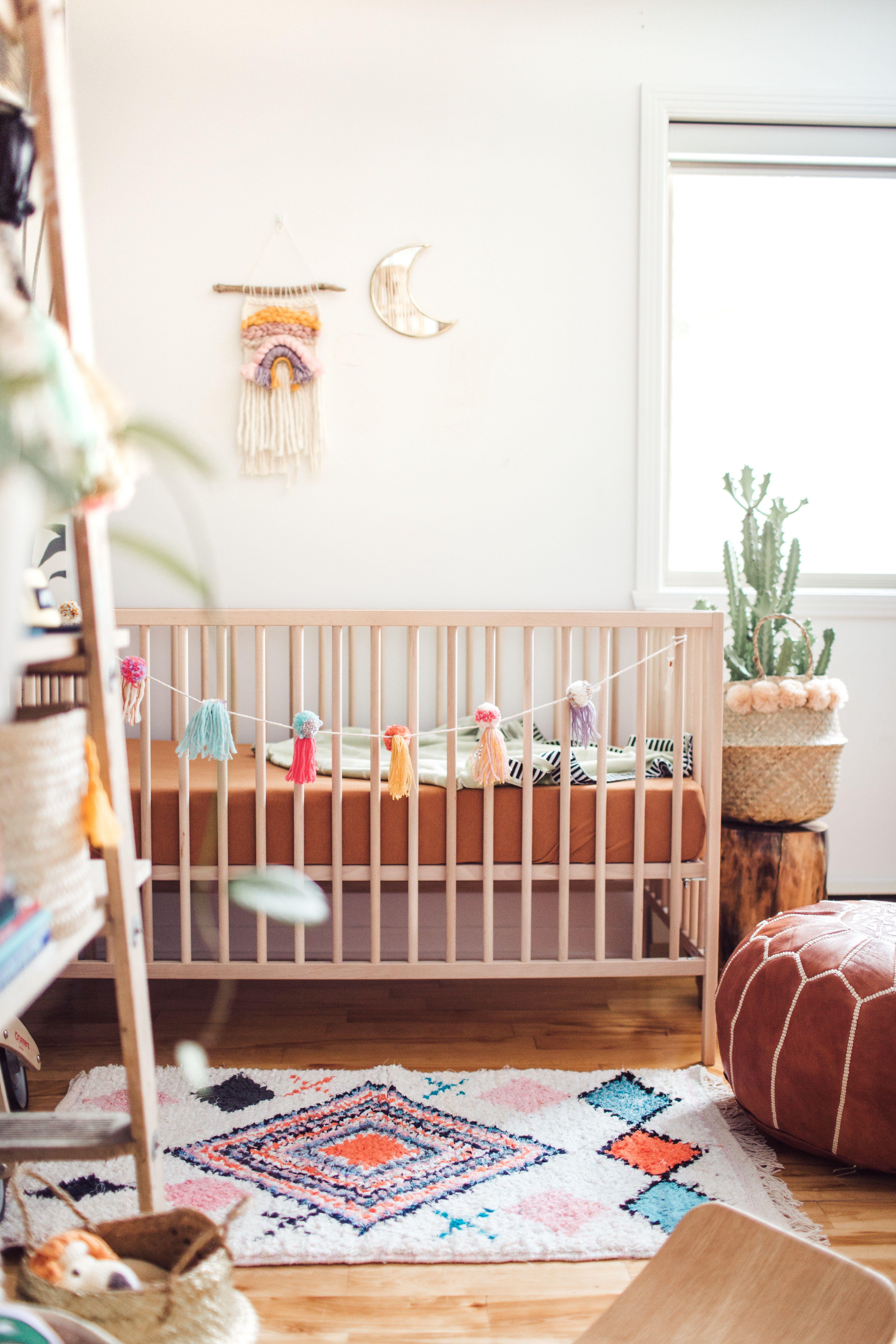 Modern Boho Kids Room By Baba Souk