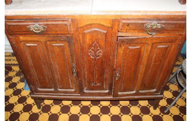 mueble antiguo provenzal
