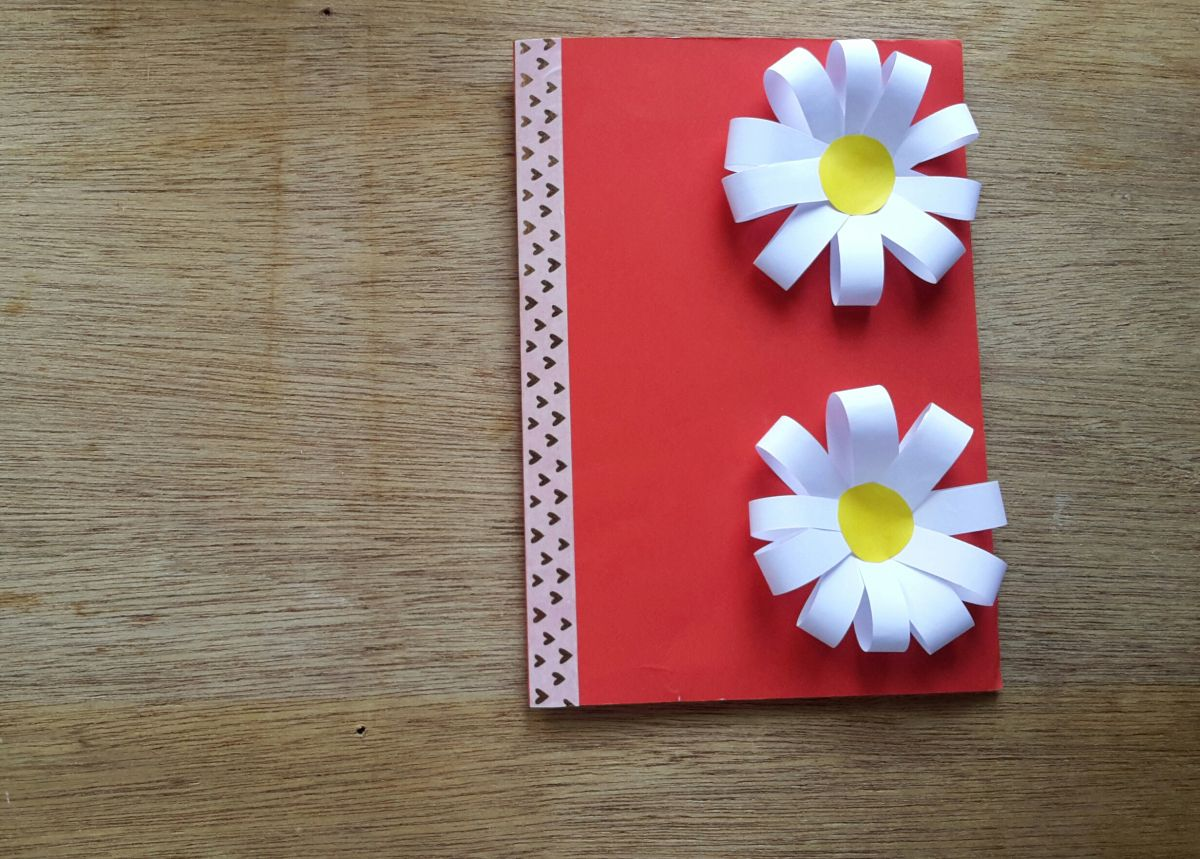 Diy Easy Greetings Card Making Idea With Images Easy Greeting