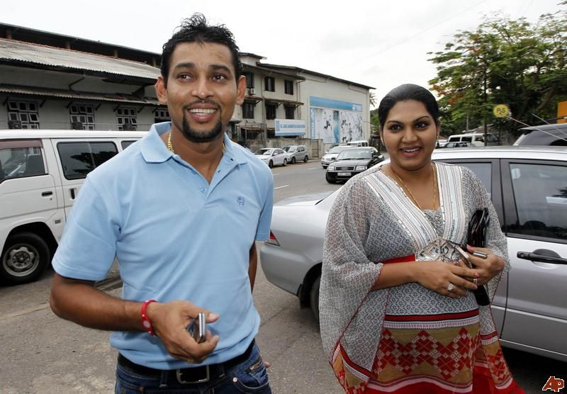 Tilakaratne Dilshan & Manjula Thilini Online tests, Free
