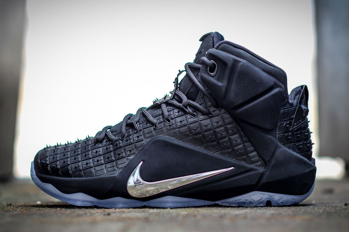 "Nike LeBron XII EXT RC QS ""Rubber City"" (Detailed Pictures)"