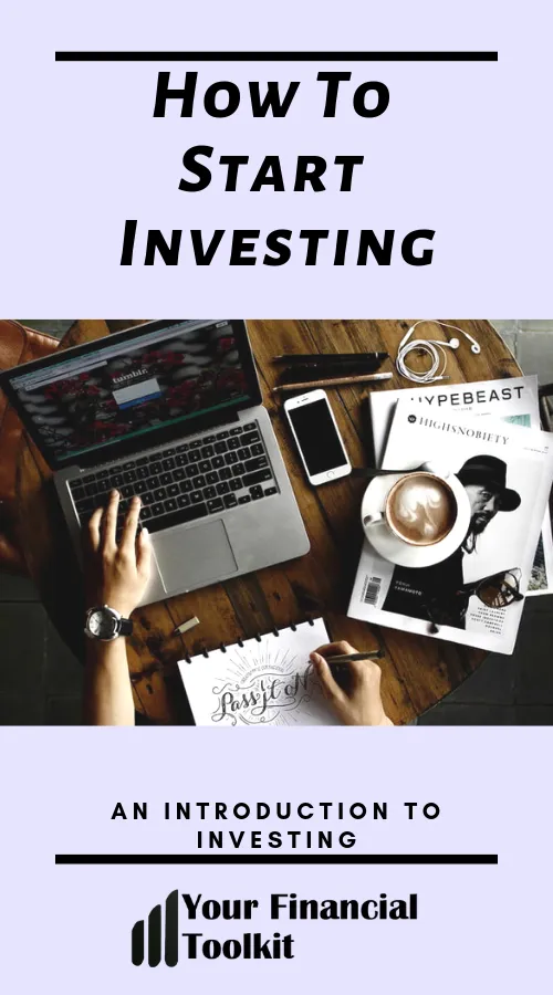 An Introduction to Investing | Personal finance budget ...