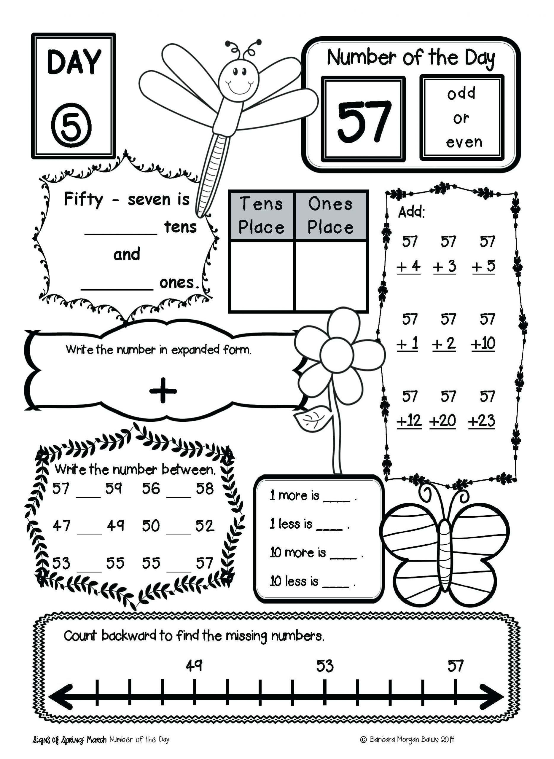 5 Free Math Worksheets Second Grade 2 Skip Counting Skip Counting Backwards By 10 Fall Worksh First Grade Worksheets First Grade Math Free Math Worksheets [ 2560 x 1868 Pixel ]