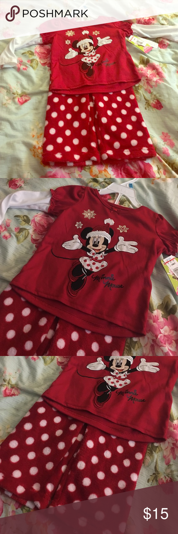 Christmas is coming! Christmas is coming! Comfy Holiday Outfit. New with tags; never warn! Disney Matching Sets