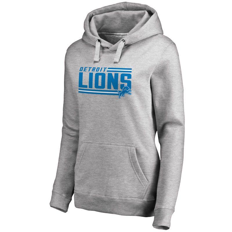 7658aab4 Detroit Lions NFL Pro Line by Fanatics Branded Women's Iconic ...