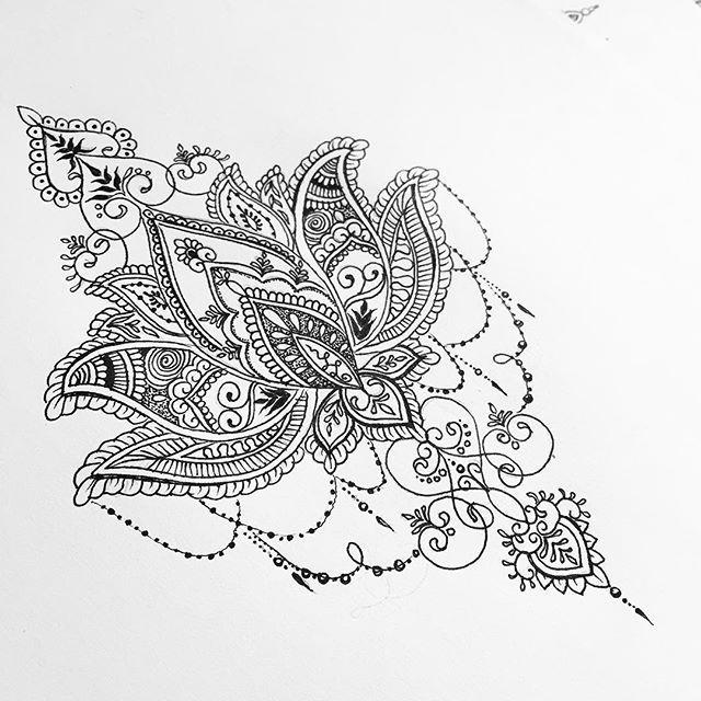 lindalinduh thailand tattoo pinterest tattoo ideen t towierungen und mandala vorlagen. Black Bedroom Furniture Sets. Home Design Ideas