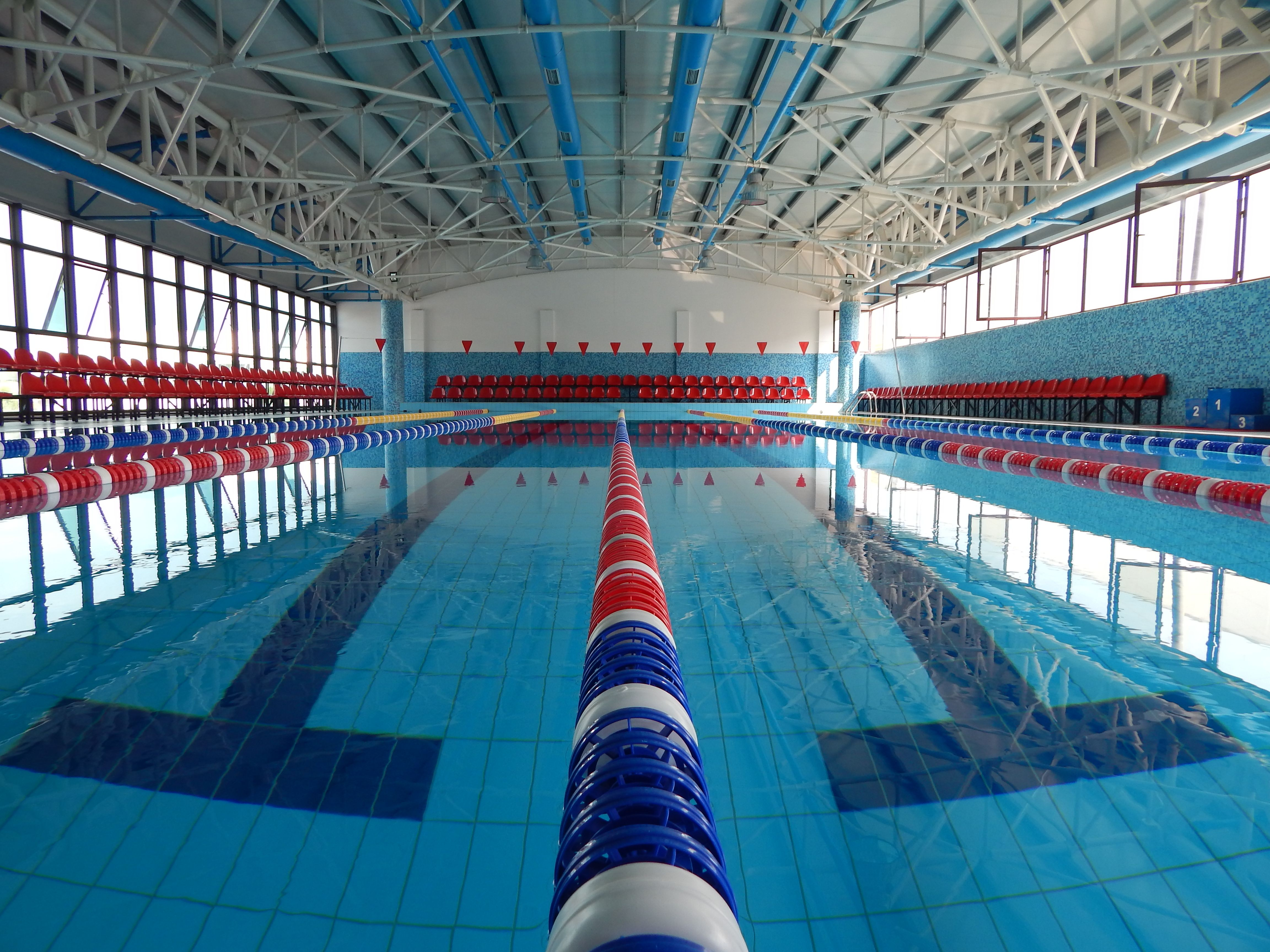 Sport Center Olympic Size Swimming Pool Swimming Pools Swim Lessons