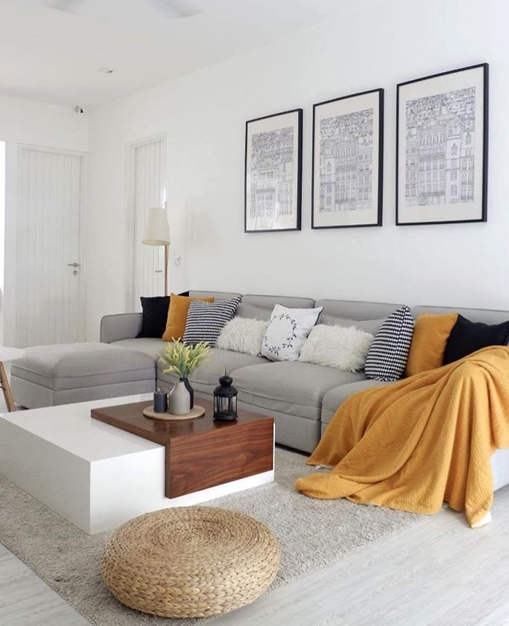Perfect Rugs In Living Room. Decor #rugs #livingroom