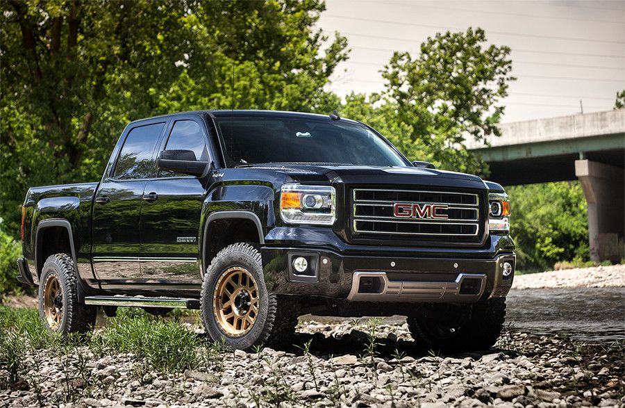 Post Your 2014 Wheel Tire Set Up Gmc Trucks Silverado