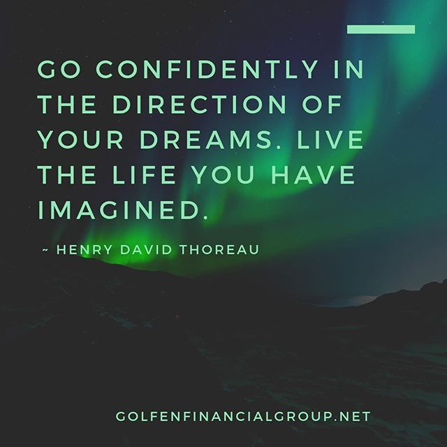 Live the life of your dreams. #RetirementPlanning # ...