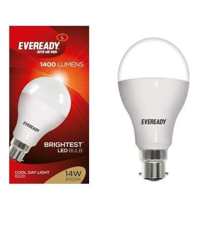 Eveready 14w 6500k Cool Day Light Led Bulb Buy Now Rs 599 Led Bulb Bulb Led Lights