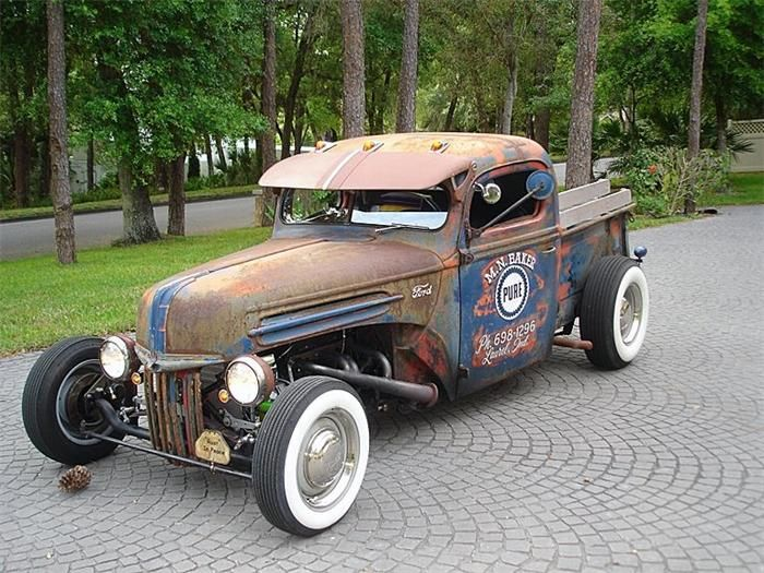 1947 Ford F1 Pickup for Sale | ClassicCars.com | CC-428924 ...