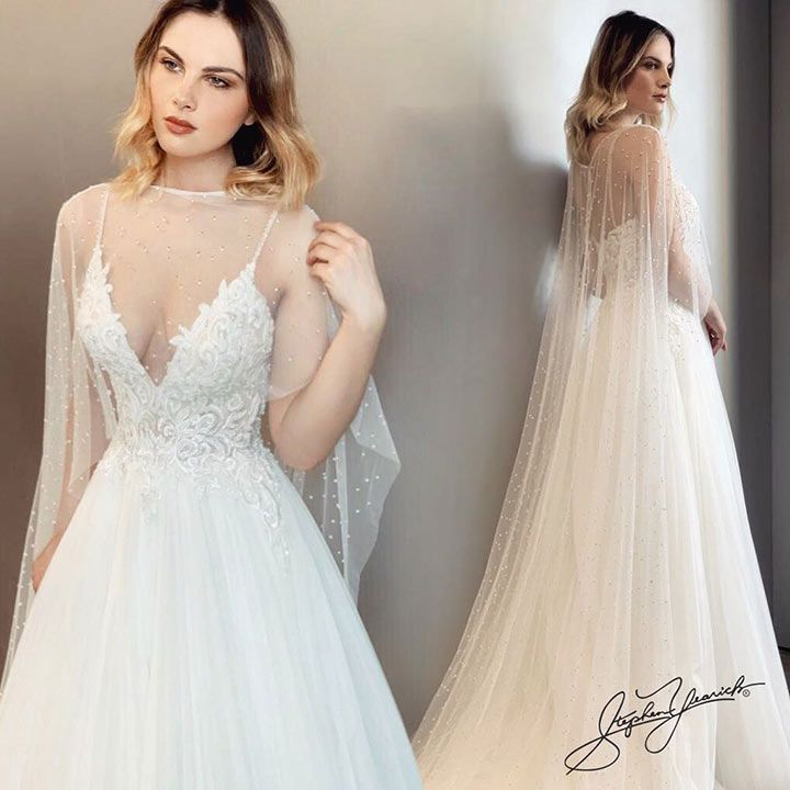 The Gown Everyone Will Always Remember! #bridetobe