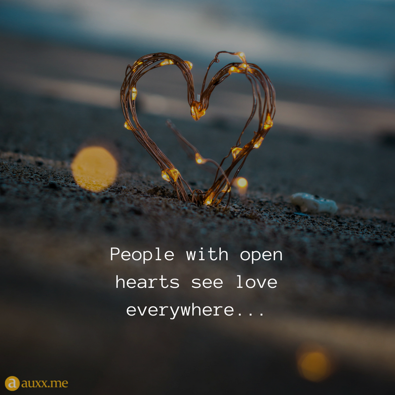 People With Open Hearts See Love Everywhere Terms Of Endearment Persian Language Persian