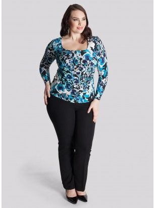 plus size work clothes collection | fashion for women's office
