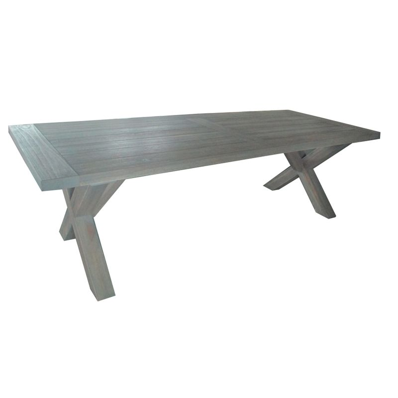Mimosa Seville Teak Timber Table Outdoor table. Bunnings | Furniture ...