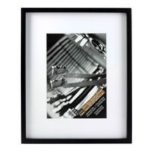 Studio Decor Lexington Collection Black Frame With Mat 5 X 7 Studio Decor Frames On Wall Portrait Frame