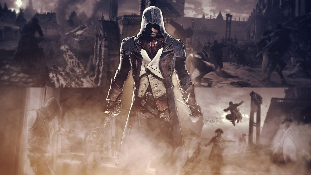 Assassins Creed Unity Wallpaper 1440p By Mastersebix Deviantart Com On Deviantart Assassins Creed Unity Assassin S Creed Unity Assassins Creed Assassins creed hd wallpapers free