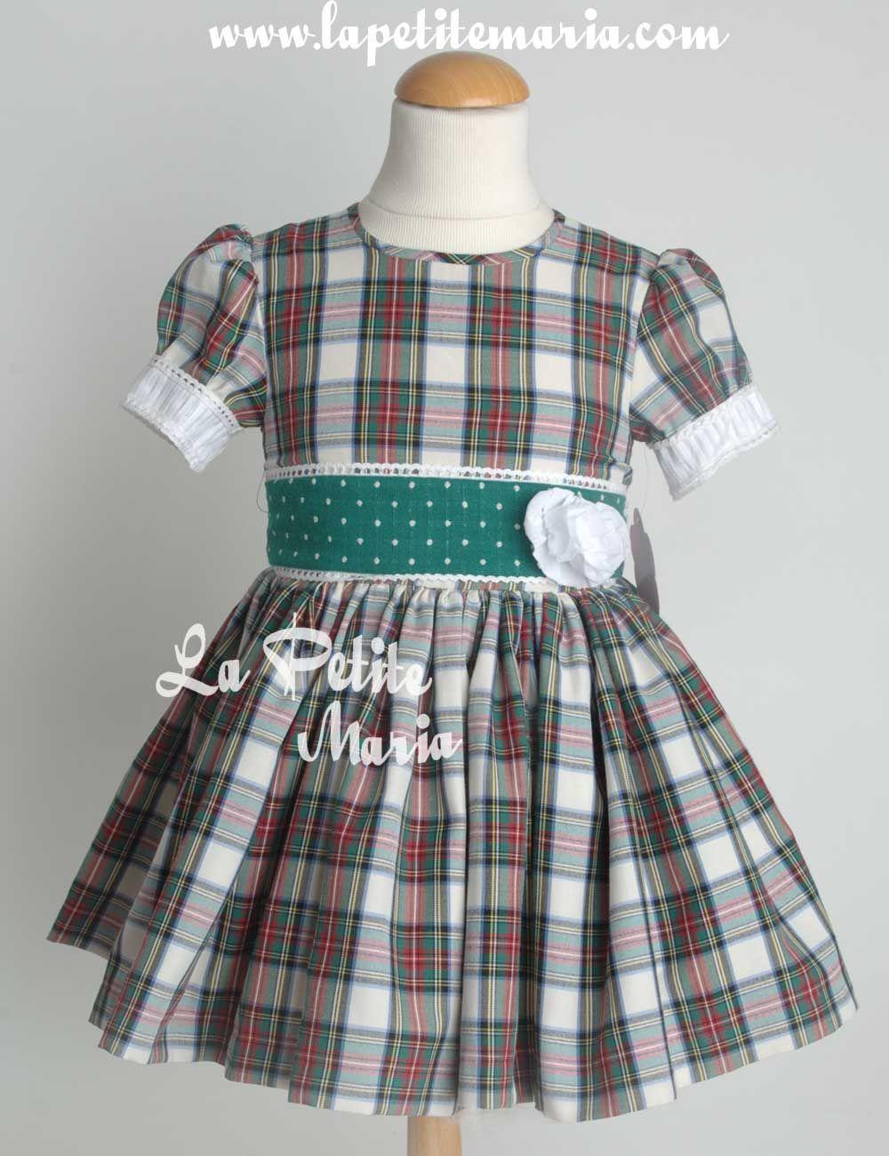 b582d0efb Vestidos Para Niñas Pequeñas, Vestidos De Invierno, Ropa De Moda, Moda Para  Niñas