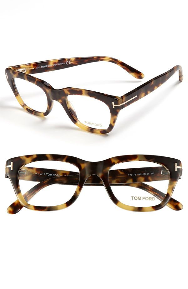 glasses by Tom Ford seen at www.thefanzynet.com | Fashion ...