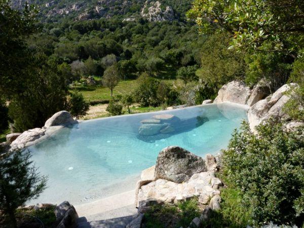 101 bilder von pool im garten bilder klares wasser pool im garten steine pool und garten. Black Bedroom Furniture Sets. Home Design Ideas