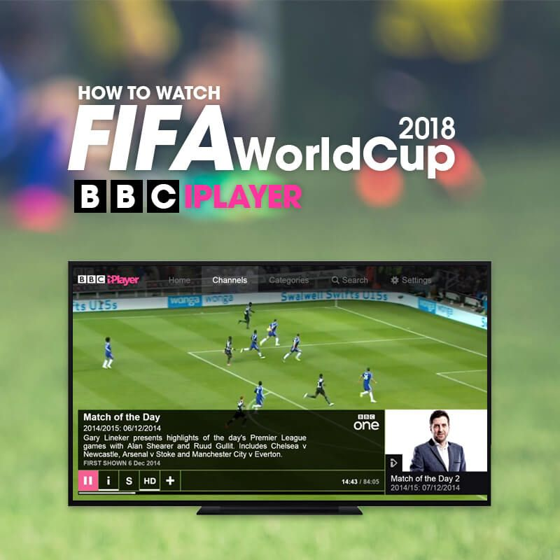 How To Watch Fifa World Cup 2018 On Bbc Iplayer Fifa World Cup World Cup 2018 World Cup
