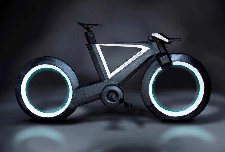 Ufunk Net Fahrrad Tron E Bike