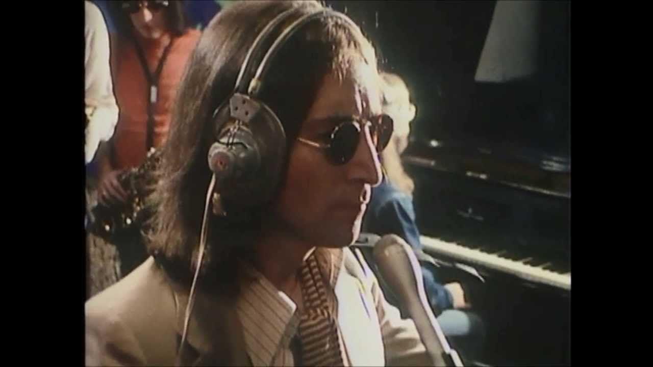 John Lennon Stand By Me Cancao Musica Musica E Vida