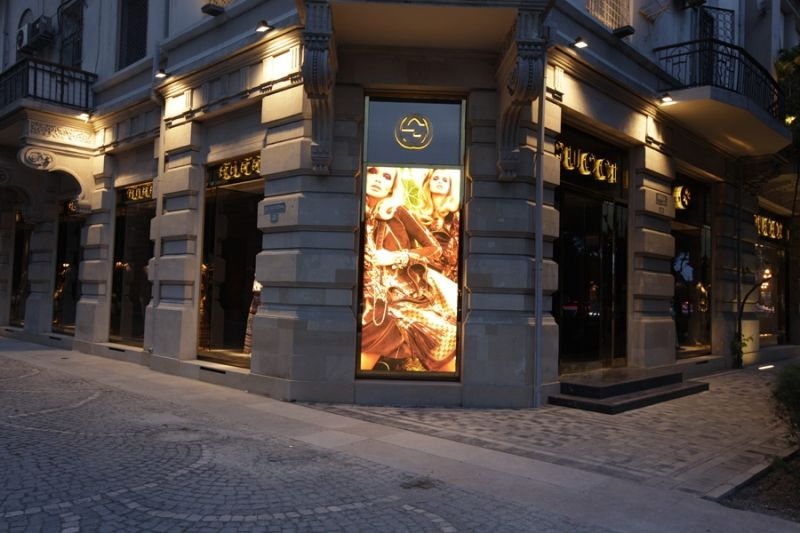 Gucci Baku Store Baku Azerbaijan Baku Gucci