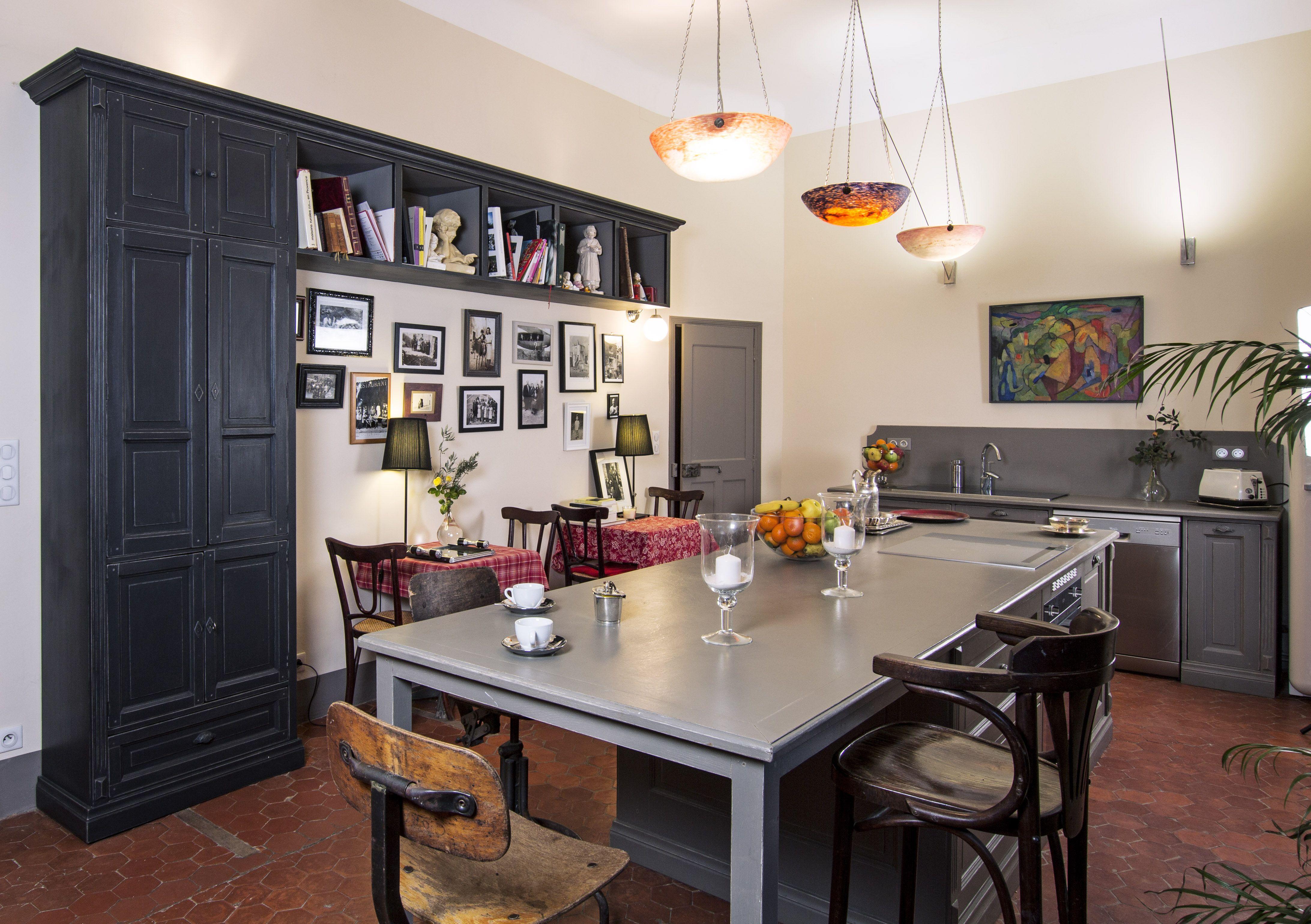 Nos Cuisines Meuble De Metier Mobilier De Salon Decoration Interieure