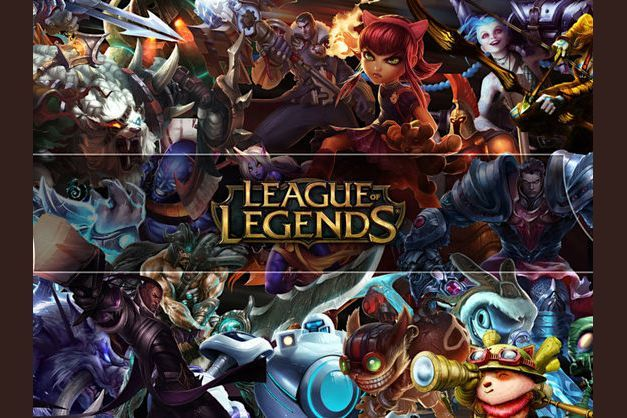 What League of Legends champion are you? League of