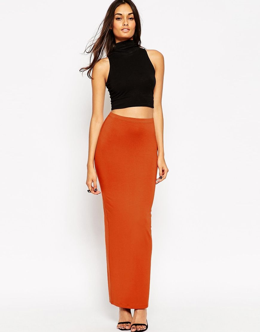 Jupe tube style dresses
