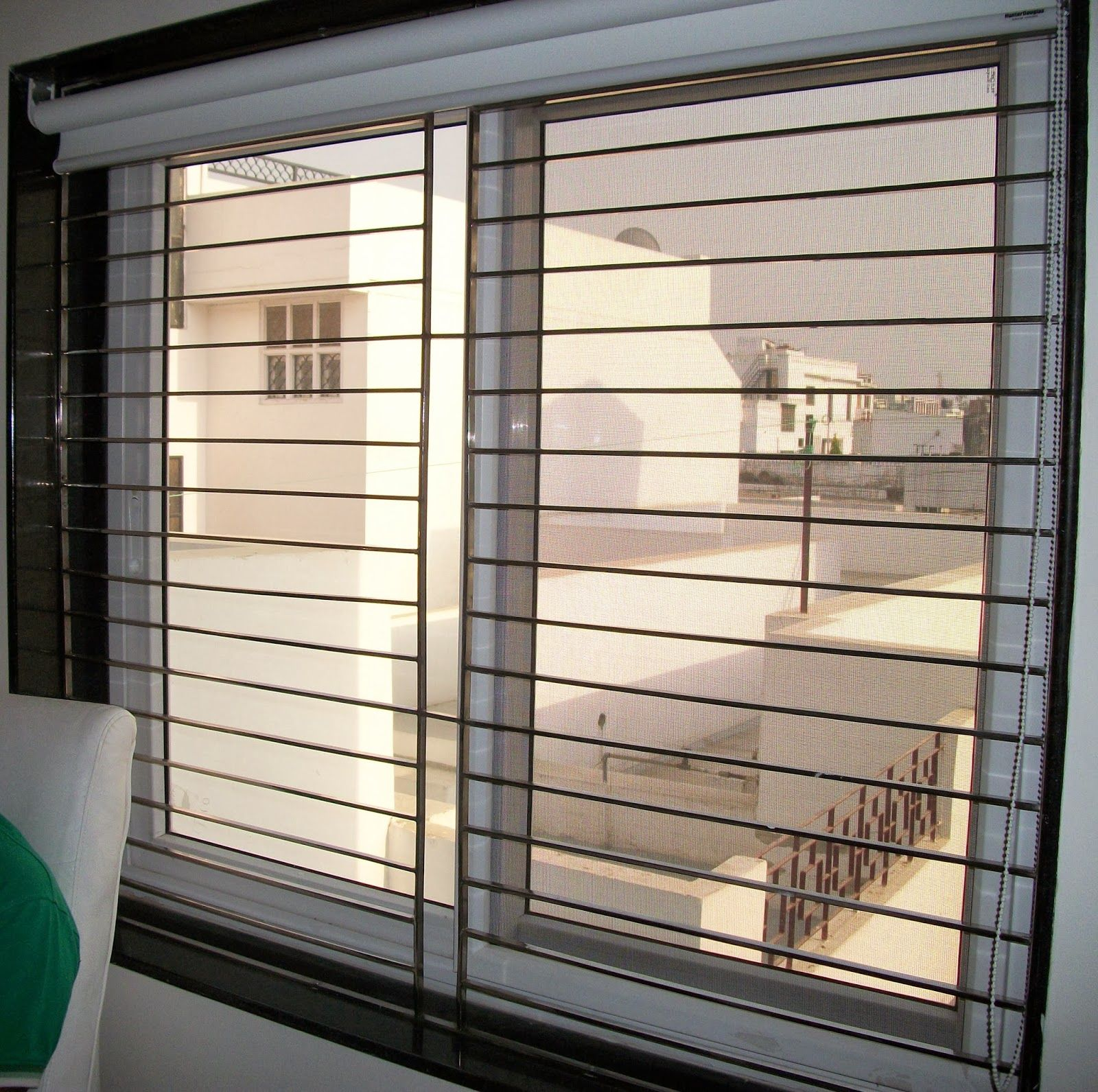 Awning Windows With Grilles - Google Search