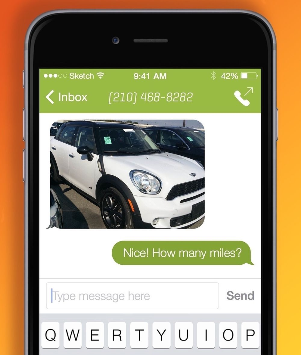 Say hello to Burner 3.0 and Picture Messaging! Real
