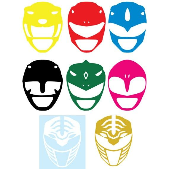 Pin By Marcus Michels On Costumes With Images Power Ranger Birthday Power Rangers Helmet Power Ranger Party