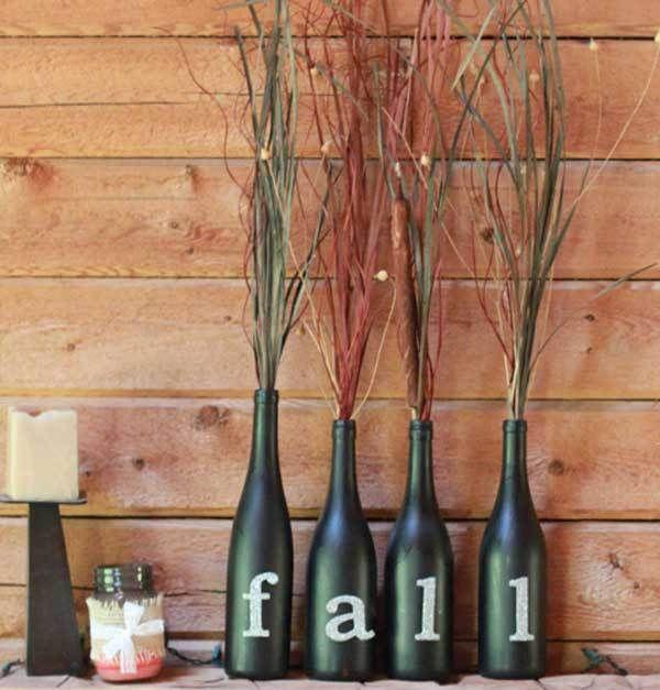 DIY Home Decor for Fall - Diane and Dean DIY